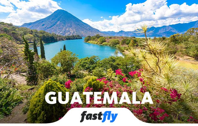guatemala nasıl gidilir