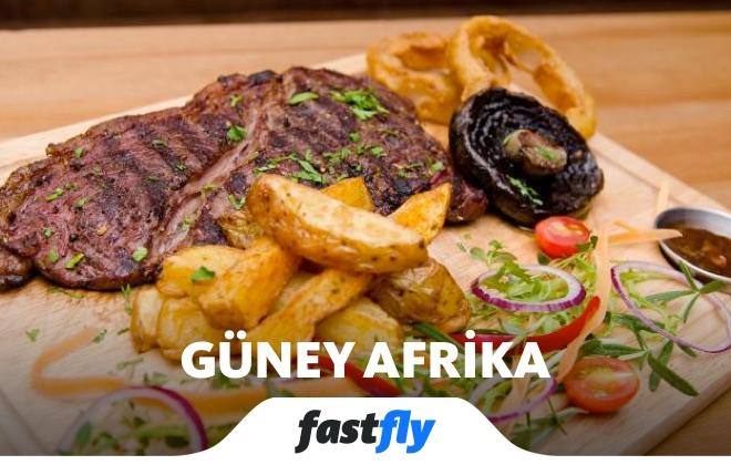 güney afrika yemek kültürü
