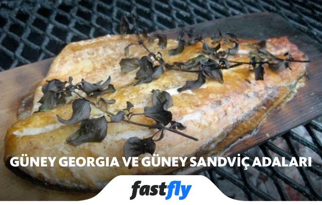 güney georgia ve güney sandviç adaları yemek kültürü