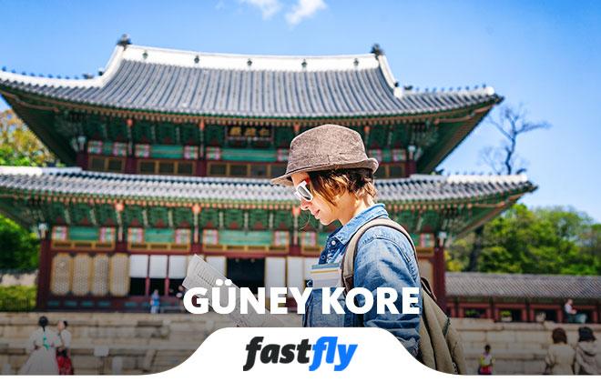 Güney Kore gezilecek yerler