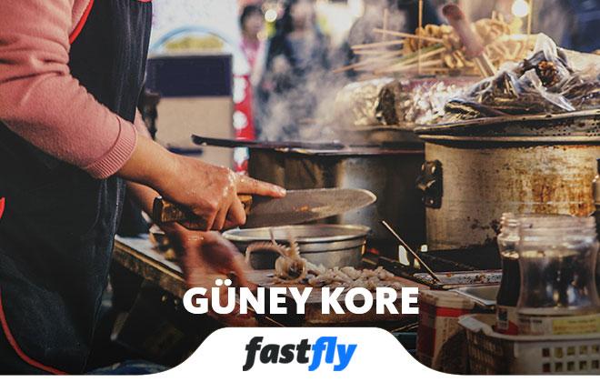 Guney Kore Yemekleri