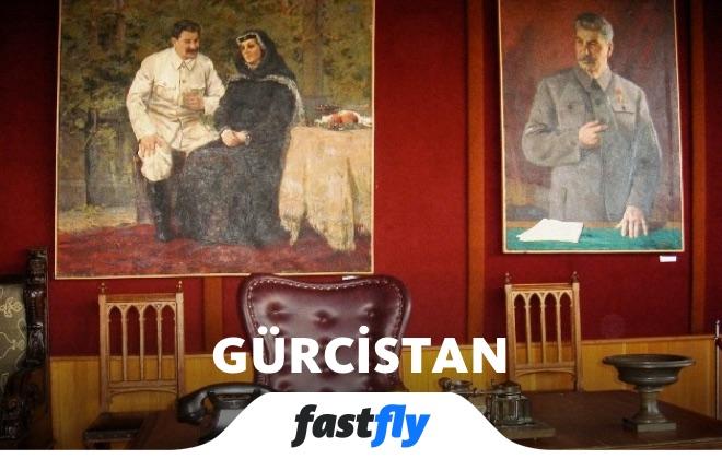 gürcistan stalin müzesi