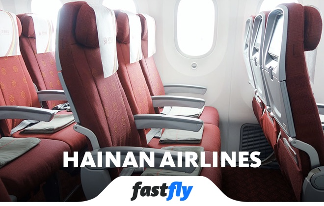 hainan airlines nerelere uçuyor