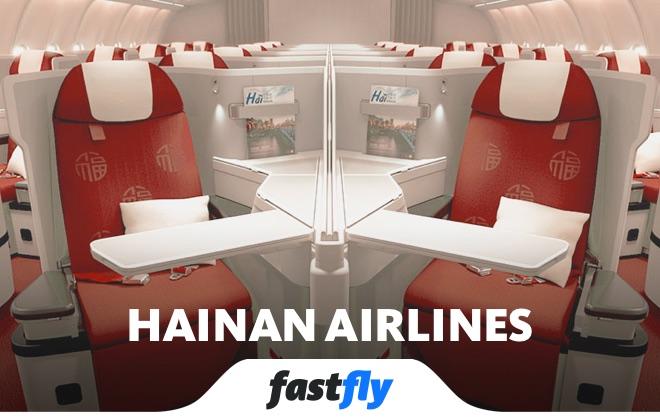 hainan airlines ucak bileti