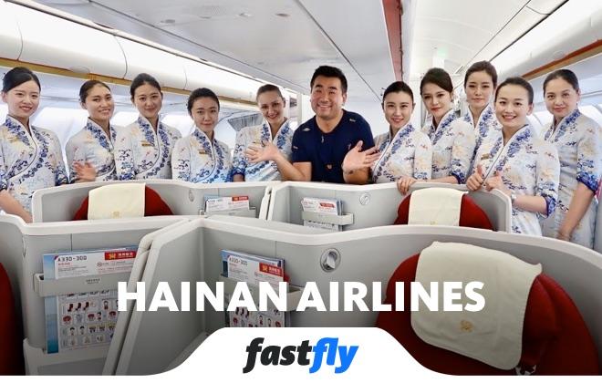 hainan airlines ucaklari