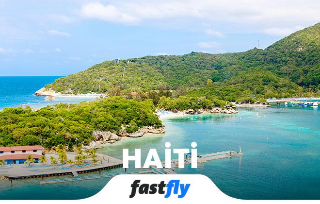 haiti nasıl gidilir