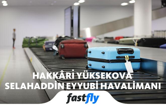 Hakkari Yüksekova Havalimanı