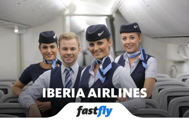iberia airlines bilgiler