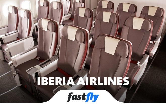 iberia airlines uçak bileti