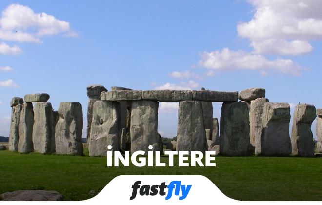 ingiltere stonehenge