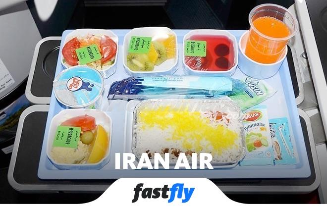 iran air uçak bileti