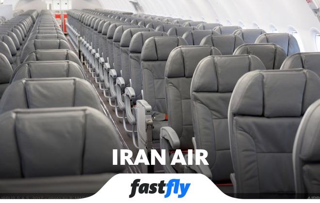 iran air uçuşları