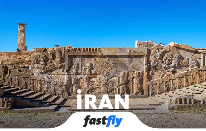 iran uçak bileti
