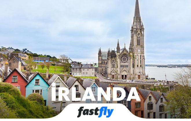 irlanda havalimanı