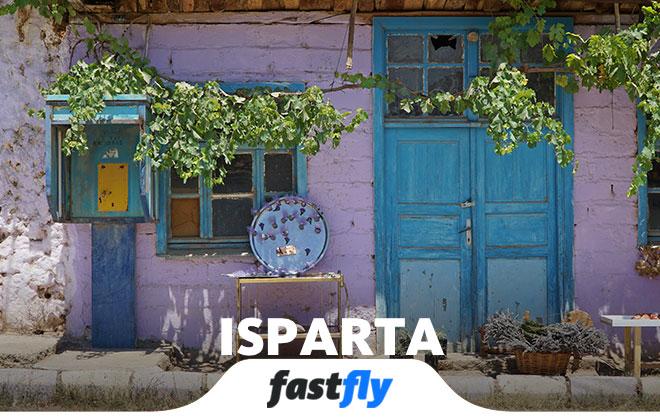 ısparta hakkında