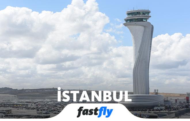 İstanbul Havalimanı kule