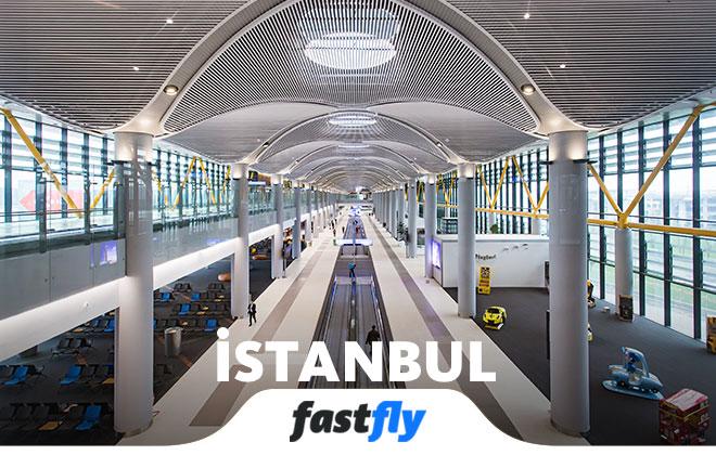 İstanbul Havalimanı uçaklar