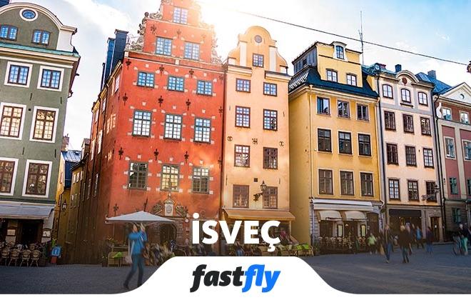 isveç stockholm eski şehir