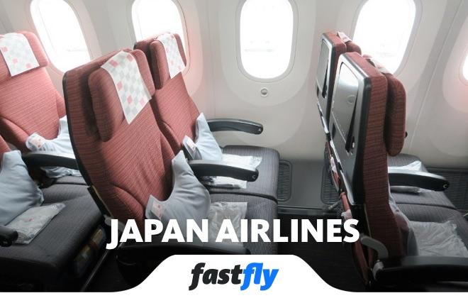 Japan Airlines hakkında