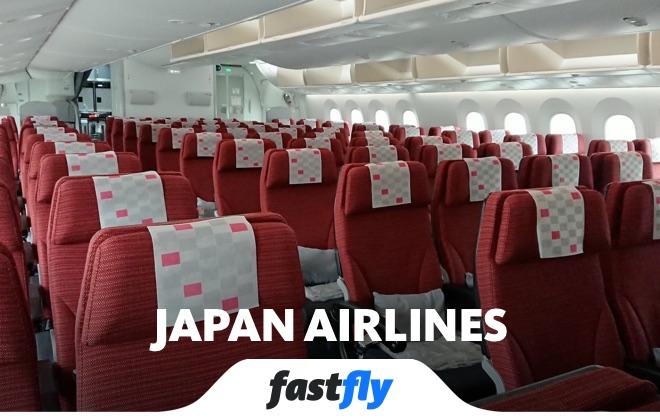 Japan Airlines ucak bileti