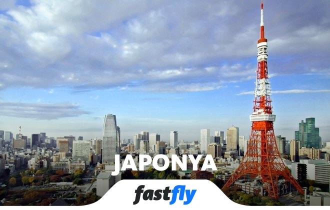 japonya tokyo kulesi