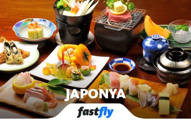 japonya yemek kültürü