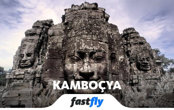 Kamboçya Angkor Thom