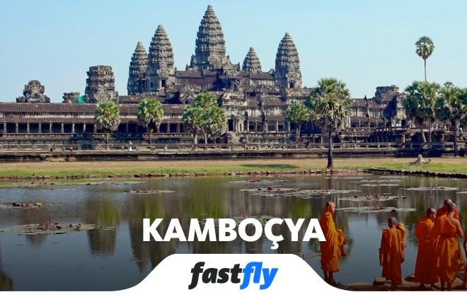 Kamboçya Angkor Vat