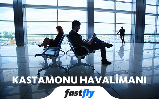 kastamonu havalimanı uçak bileti