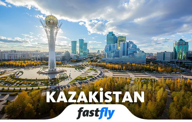 kazakistan havalimanı