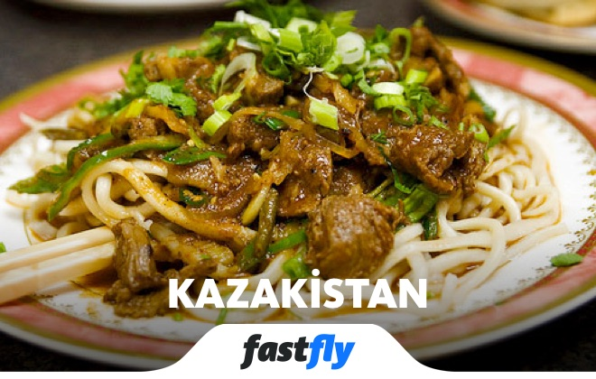 kazakistan yemek kültürü