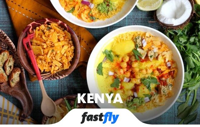 kenya yemek kültürü