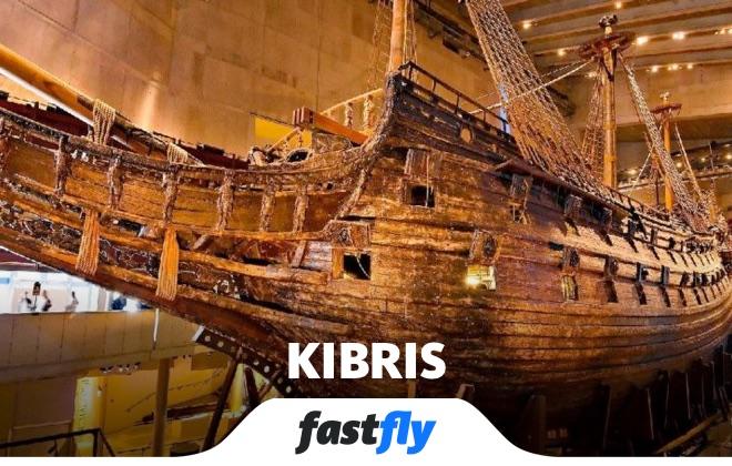 kıbrıs batık gemi müzesi