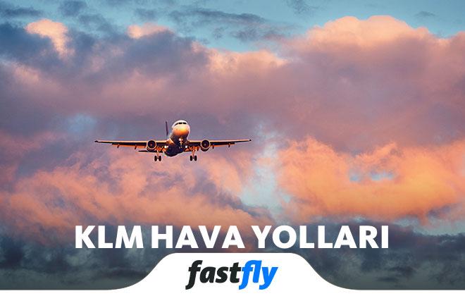 klm uçak bileti