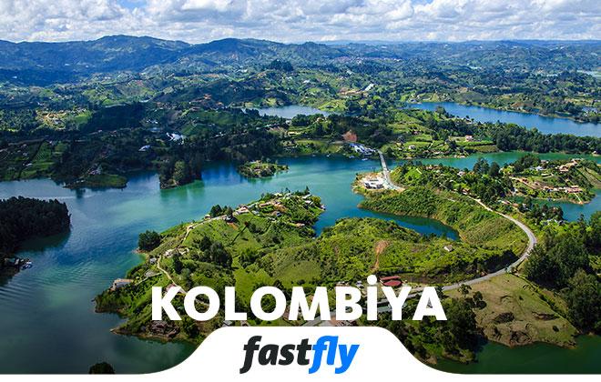 kolombiya havalimanı