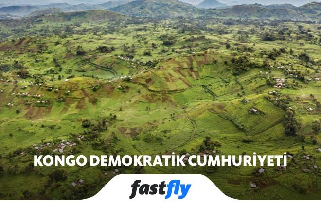kongo demokratik cumhuriyeti virunga