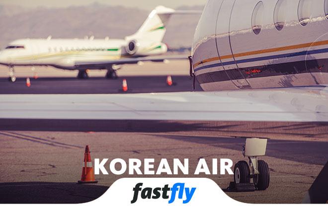 korean air uçak bileti