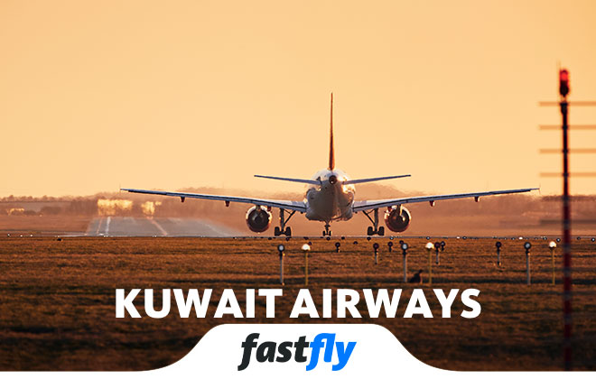 kuwait airways nerelere uçuyor