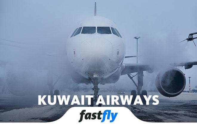 kuwait airways uçakları