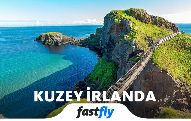 kuzey irlanda tatil turları