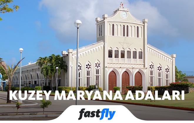 Kuzey Maryana Adaları Mount Carmel Cathedral