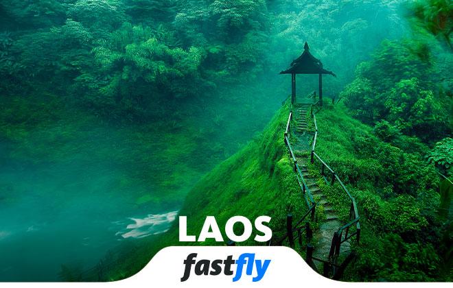 laos doğa