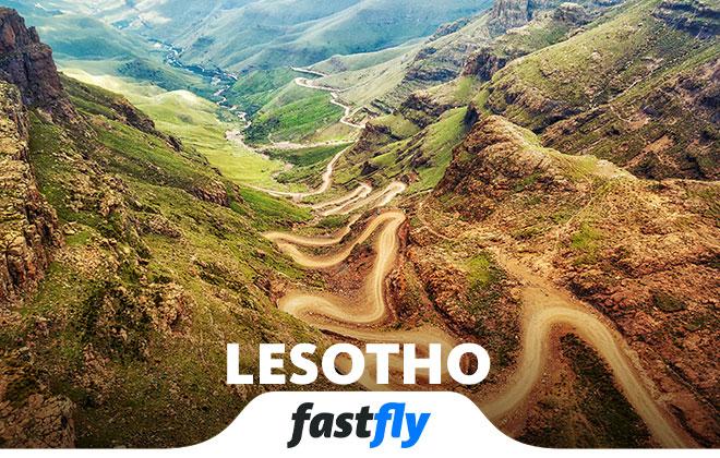 lesotho nasıl gidilir