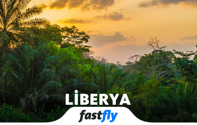 liberya uçak bileti