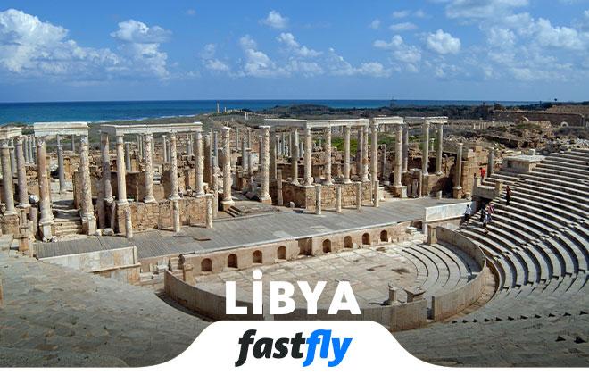 libya hakkinda