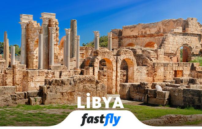 libya uçak bileti