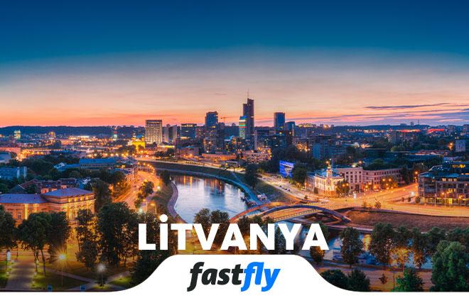 litvanya uçak bileti