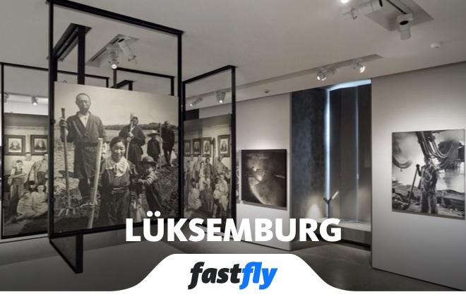 Lüksemburg The Family of Man