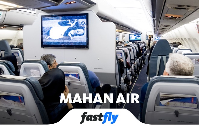 mahan air hakkinda