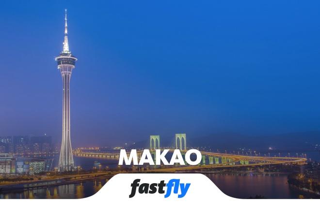 makao tower